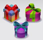立体节日礼盒