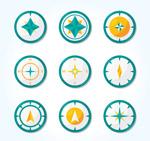 质感指南针设计