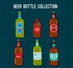 创意啤酒瓶设计