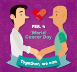 创意世界癌症日