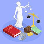法律平等矢