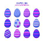 复活节花纹彩蛋