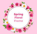 春季菊花框架