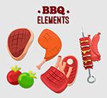 创意烧烤食物