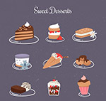 创意甜点设计
