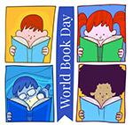 世界图书日儿童