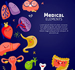 医疗表情器官
