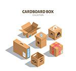 创意立体纸板箱