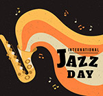 抽象国际爵士乐日