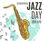 彩绘国际爵士乐日