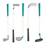高尔夫球杆设计