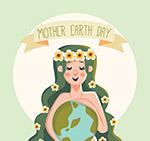 世界地球日女子