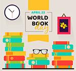 彩色世界图书日