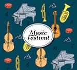 音乐节乐器