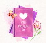 彩绘世界图书日