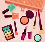 9款彩色化妆品
