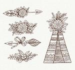 波西米亚风装饰物