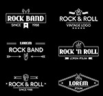 摇滚元素标志