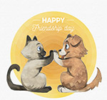 猫狗国际友谊日