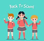 3个返校学生