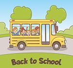 创意返校校车ddd_608