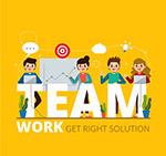 创意团队合作