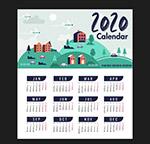 2020年城镇风景年