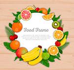 水果框架设计