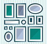 12款绿色相框
