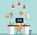 创意私人办公桌