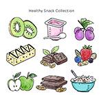 彩绘零食设计
