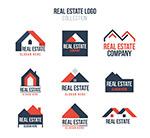 拼色房地产标志