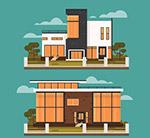 时尚现代建筑