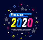 2020新年��g字
