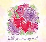 求婚��Z�坌暮突�卉