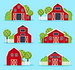红色农场仓库