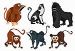 创意猴子设计