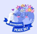 可爱国际和平日