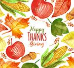 彩绘感恩节植物