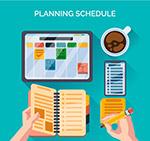 制定计划表桌面