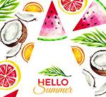 你好夏季水果