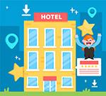 卡通五星酒店