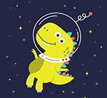 太空中的恐��