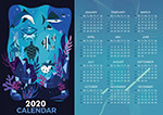 2020海底世界年�v