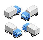 立体卡车设计