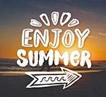 夏季海滩海报