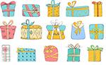15款彩色礼物