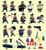11款创意警察