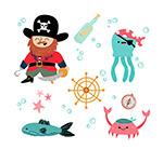 创意海盗元素
