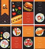 餐馆菜单设计
